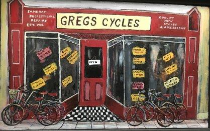 Greggs Cycles