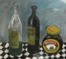 Marmite and Oil