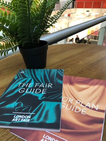 London Art Fair Guides