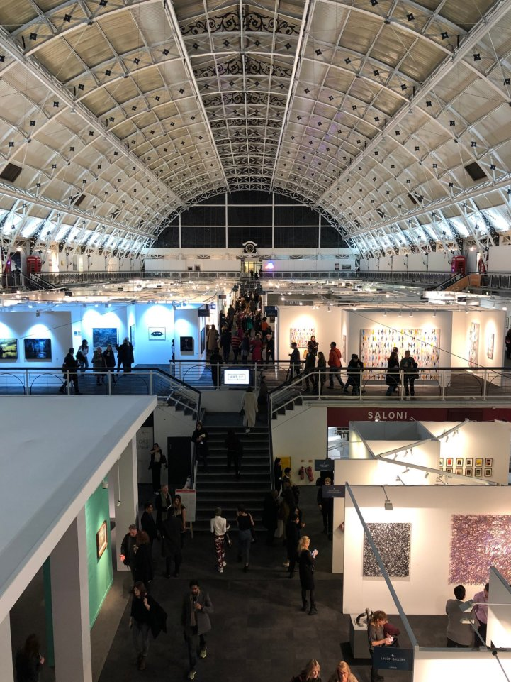 London Art Fair Exhibitions